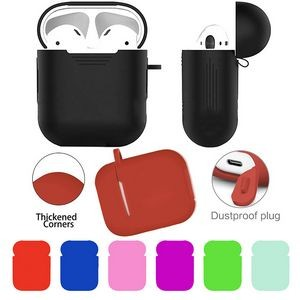 Earphone Cover With Keychain