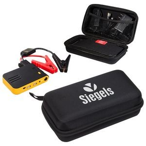 Dependable - 8000mAh Car Starter/Cell Power Bank